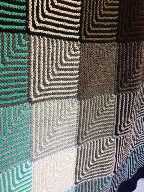 Marcel Afghan Knitting Pattern : Mejores 3859 imagenes de Knitting en Pinterest Ponchos ...