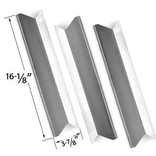 Grill parts gallery in USA, Canada -grill parts for all major grill brands: Backyard Classic Heat Plate/Shield | Replacement 3...