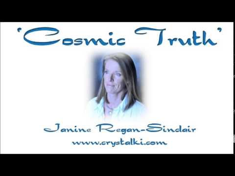 11. Cosmic Truth with Eldon Taylor   Janine Regan-Sinclair interviews Eldon Taylor - What you believe matters!