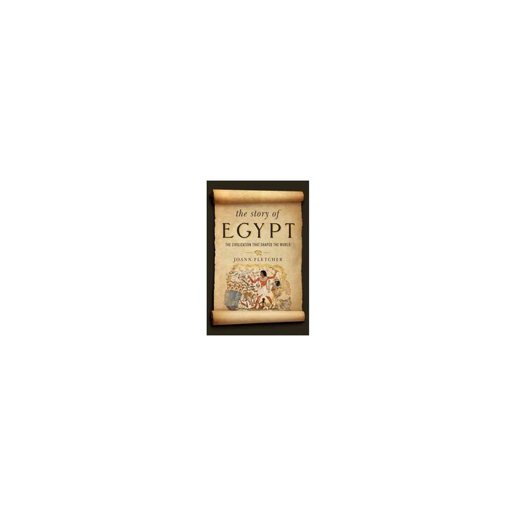 Story of Egypt : The Civilization That Shaped the World (Hardcover) (Joann Fletcher)