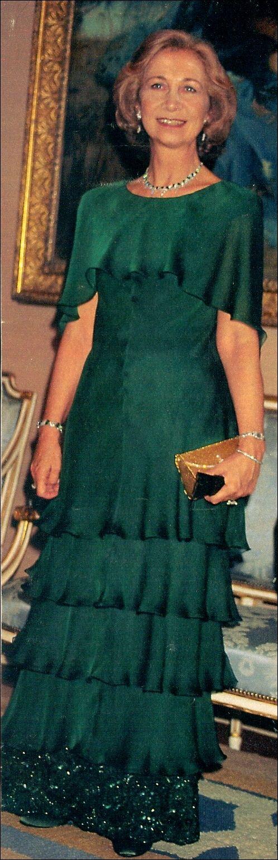 La Reina Sofía, una auténtica Reina.