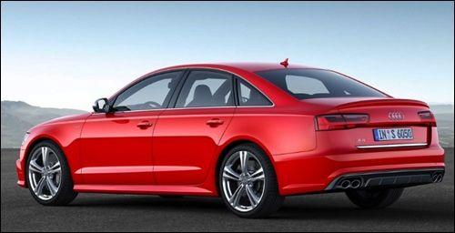 """2018 Audi S6 Sedan"""