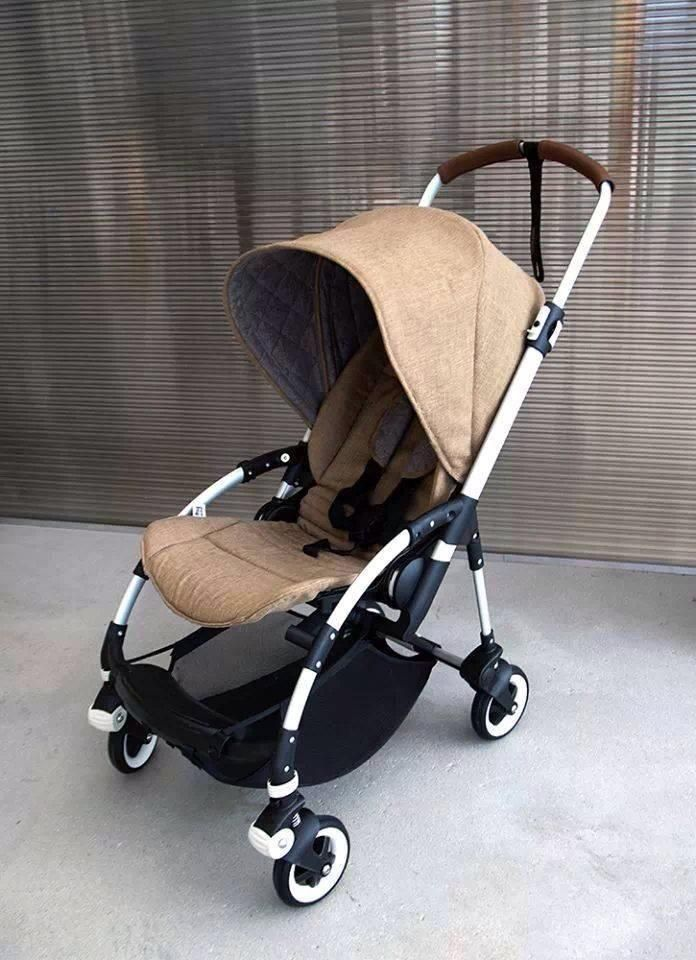 Bugaboo Bee in Sahara variation by StyleBug.de