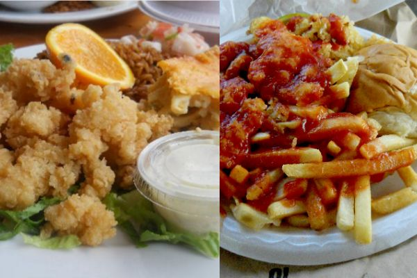 Tru Bahamian Must Eat: Cracked Conch