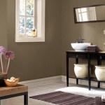 gray cream bathroom paint ideas