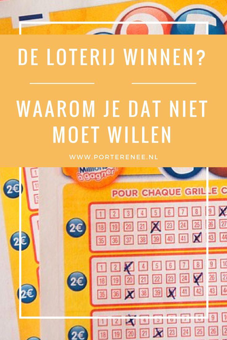 Loterij Organiseren Tips