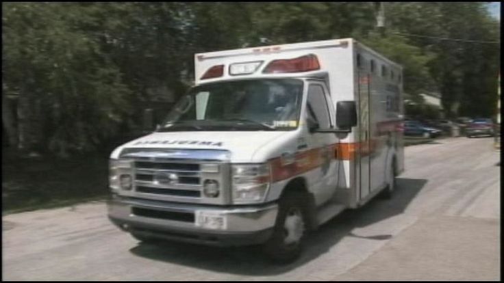 A three-year-old boy was taken to hospital after being pulled from a pool in burlington this afternoon.