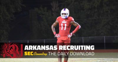 5-star safety Brian Williams puts Arkansas in top 6