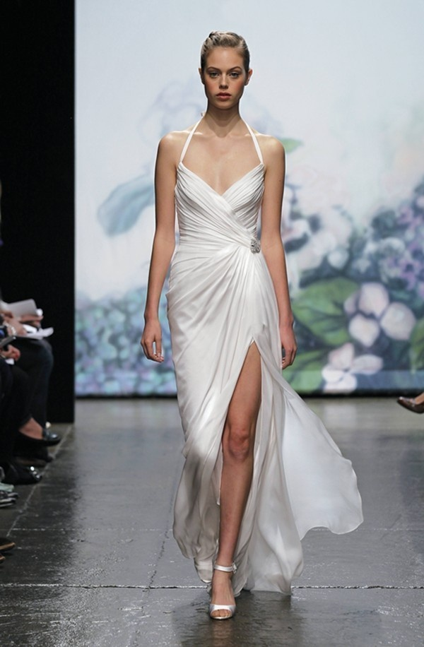 Christina lewis halpern wedding dresses