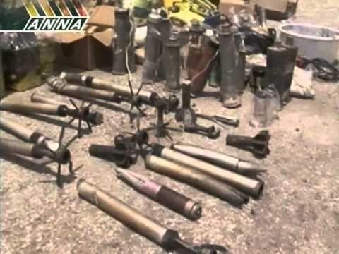 Война в Сирии глазами очевидца (плейлист)
