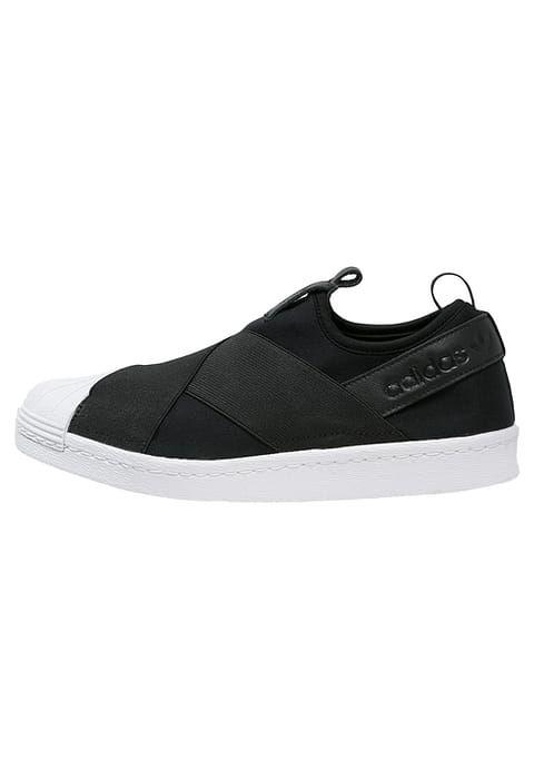 adidas Originals SUPERSTAR - Scarpe senza lacci - core black/white a € 90,00 (03/01/17) Ordina senza spese di spedizione su Zalando.it