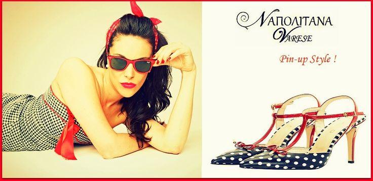 Makis Fardoulis pin-up πέδιλα για pin-up κορίτσια! Υποστηρίξτε το στυλ σας!