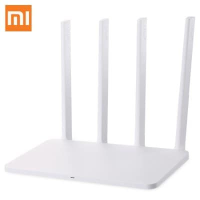 Just US$20.59, buy Original Xiaomi Mi 300Mbps WiFi Router 3C English Version online shopping at GearBest.com Mobile.