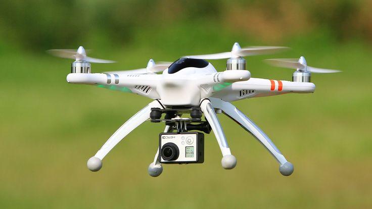 Walkera QR X350, el Dron ideal para iniciarse en la fotografia aerea