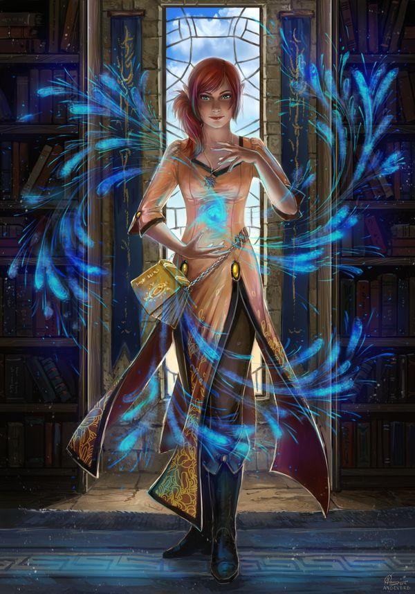 Laitae Lafreth by Angevere on DeviantArt – Elfen