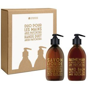 Savon De Marseille Anis Patchouli Gift Set i gruppen Kampanjer / Julegaver / Julegaver til mamma hos Bangerhead.no (B016483)