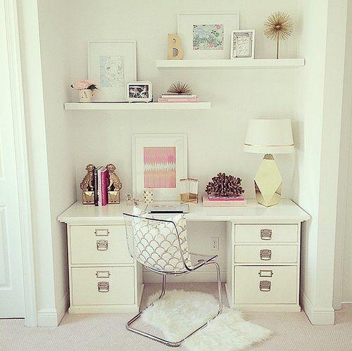 Die besten 25+ jugendlich Schreibtisch Organisation Ideen auf - schreibtisch im schlafzimmer