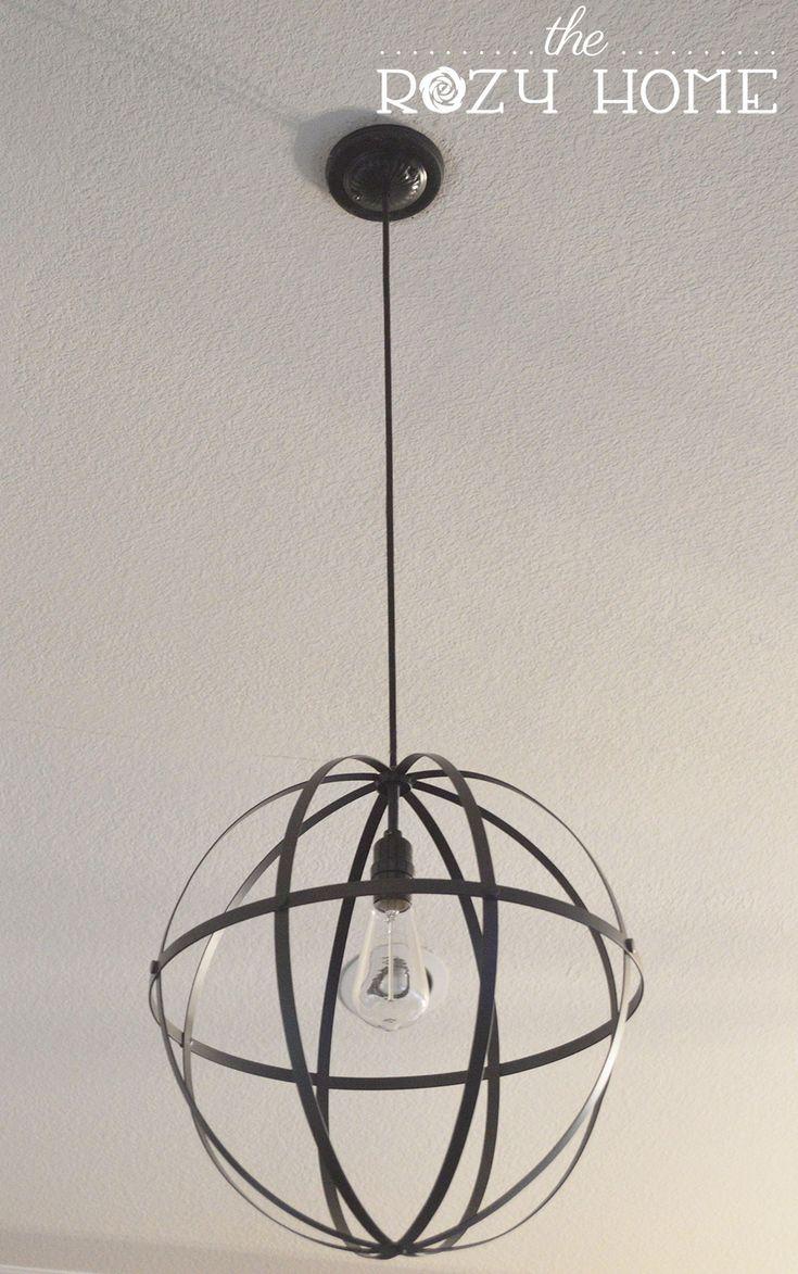 25+ best ideas about Plug in chandelier on Pinterest ...
