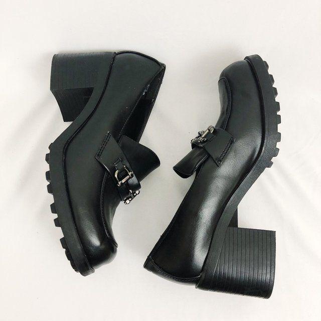 vintage 90s chunky platform shoes!- 0