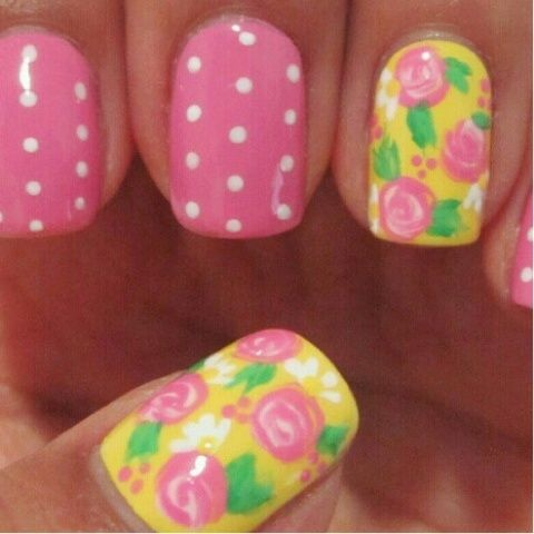 These are so pretty!! Especially for Easter!!