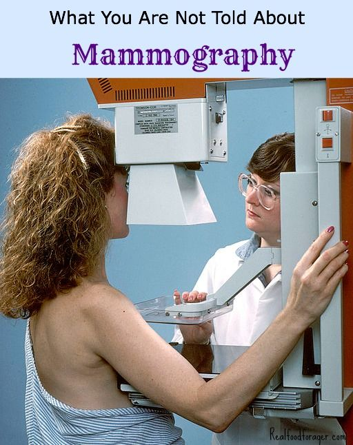 3 Risks Your Doctor Won't Tell You About Mammography
