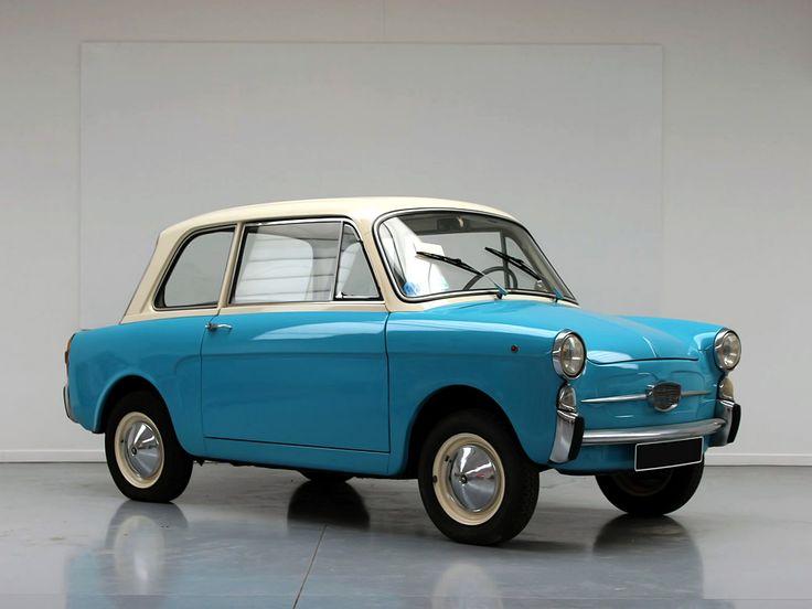 1962-69 Autobianchi Bianchina Quattroposti