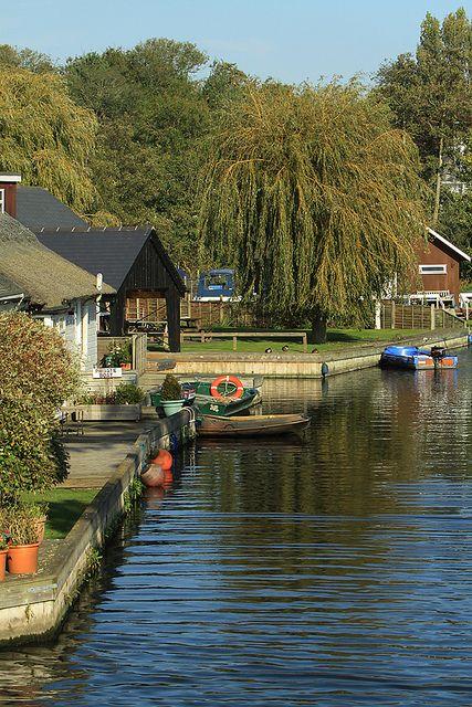 Ludham, Norfolk, England