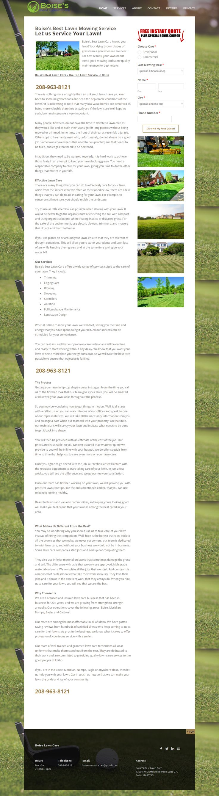 1000 ideas about lawn care companies lawn care boise s best lawn care is a professional licensed and insured lawn care business that