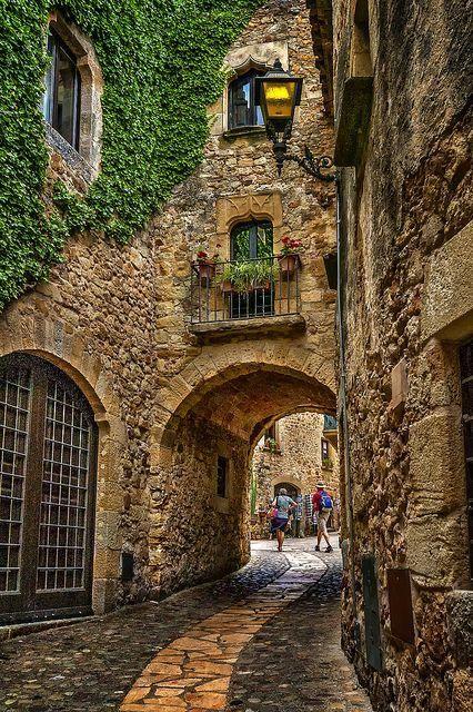 Gorgeous! Pals, Catalonia, Spain