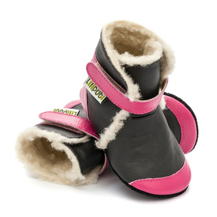 http://www.liliputibabycarriers.com/soft-leather-baby-boots/soft-soled-booties-eskimo-black