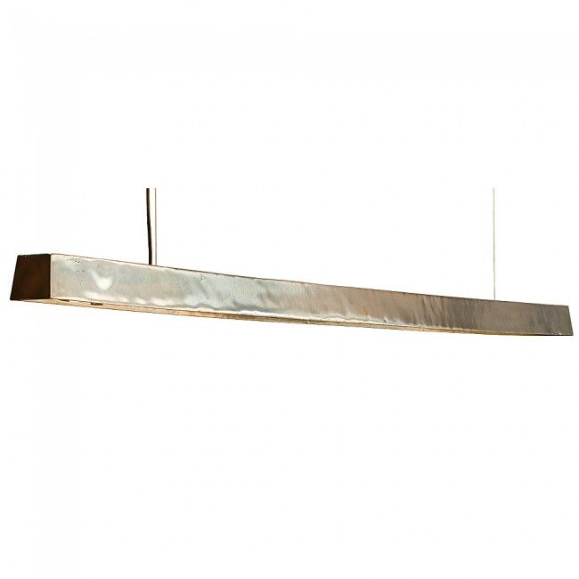 Rocky Mountain Hardware Linear Chandelier C420 Over Pool Table Lighting