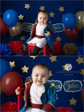 Little Prince Cake Smash | CT Smash the cake photographer | Luciene Pestana Photography | West Hartford CT_0086.jpg