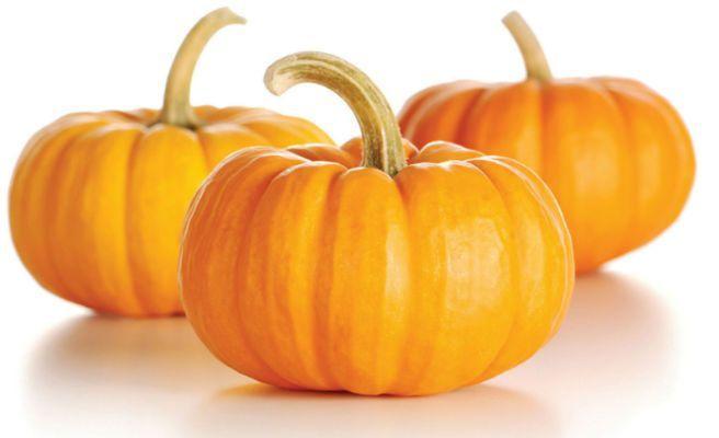 Calabaza: Los alimentos de colores rojo, naranja y amarillo son fundamentales…