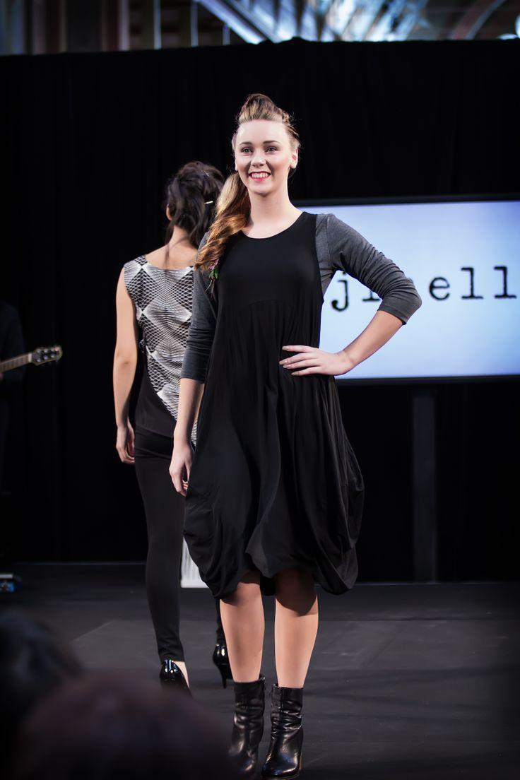 @fujinella Ladies fashion at GO Festival. A wonderful Australian label!