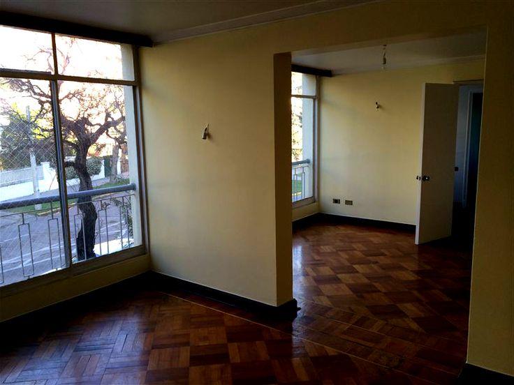 Amplio departamento 2 dormitorios 2 baños en calle Marcel Duhaut, Providencia. www.meinhaus.cl