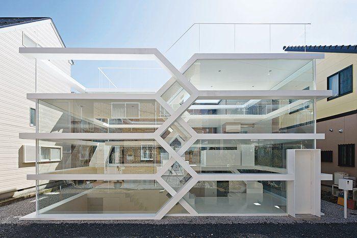 Σε μια χώρα όπου ο αρχιτεκτονικός σχεδιασμός έχει απίστευτη ελευθερία, τα σπίτια χαρακτηρίζονται από εξαιρετική πρωτοτυπία. Δείτε 10 από τα πιο εντυπωσιακά