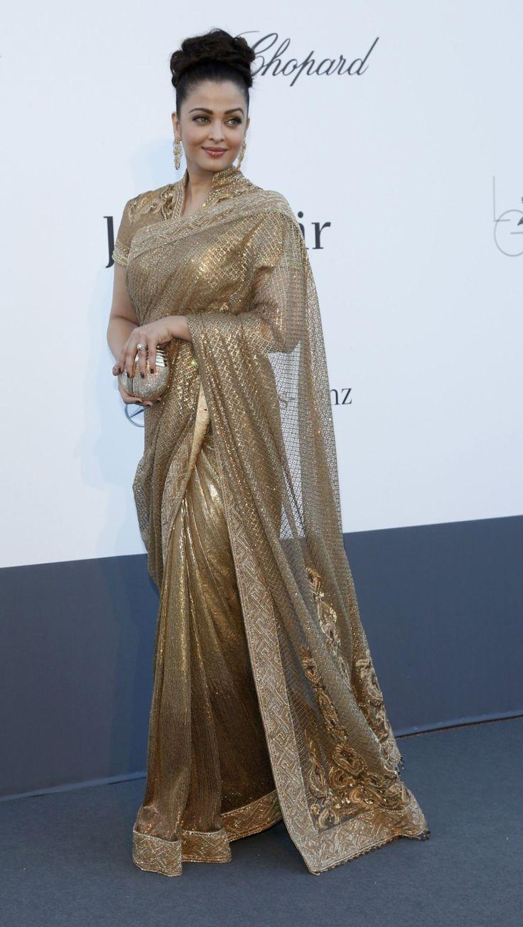 Aishwarya Rai Bachchan - Cannes 2013