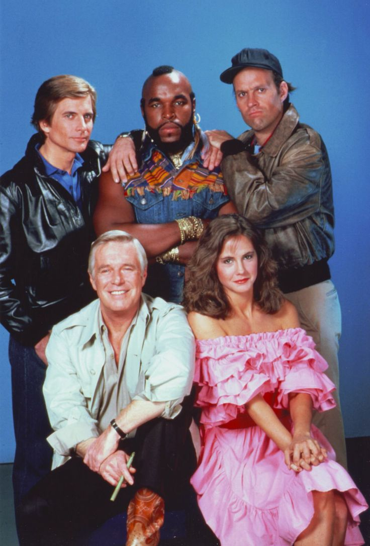 L'Agence Tous Risques/The A-Team