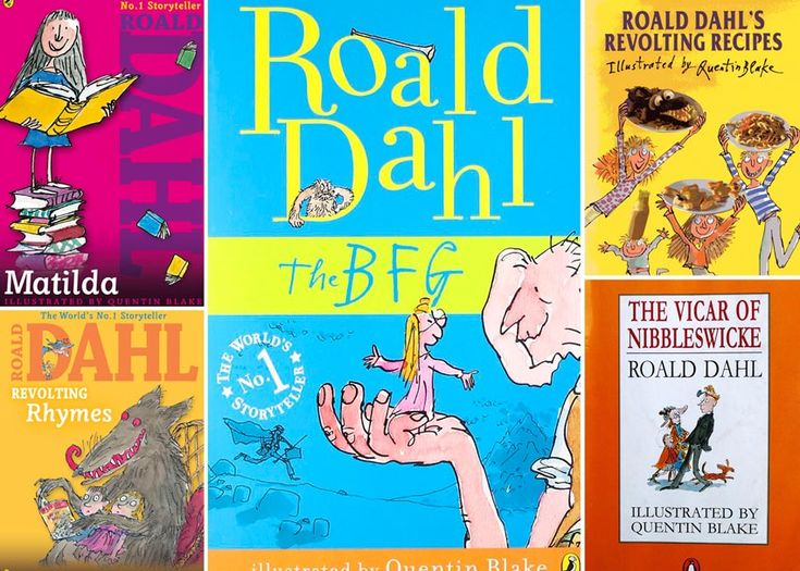Image result for roald dahl society website
