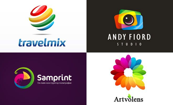 40 Attractive Colorful Logo Design Examples for your inspiration. Read full article: http://webneel.com/colorful-logo-design-inspiration | more http://webneel.com/logo-design | Follow us www.pinterest.com/webneel
