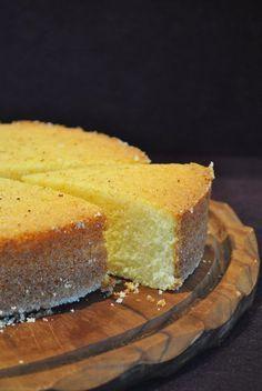 Küchenzaubereien: Türkischer Joghurtkuchen mit Orange & Zitrone                                                                                                                                                                                 Mehr
