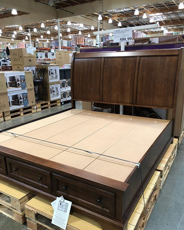 Matching King Size Bedframe 599 99 And A Queen Size 499 99 To