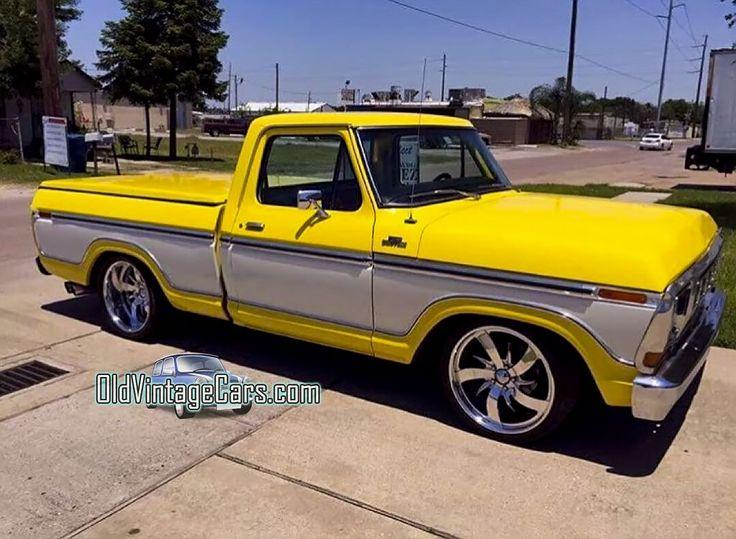 4x4 Old Ford Trucks