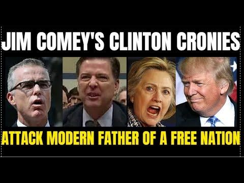 BREAKING: Jim Comey & Globalists in all out War with Trump - YouTube