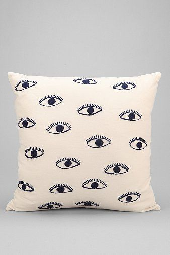 Magical Thinking Embroidered Eye Pillow - Urban Outfitters