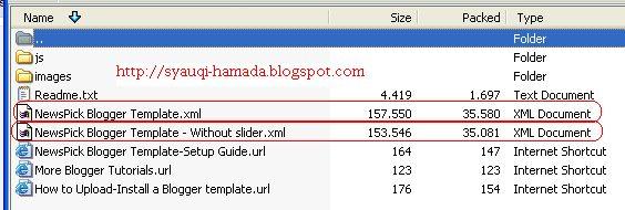 Cara Membuat Blog Dengan Blogger menggunakan Tamplate NewsPick Gratis - Buat Blog