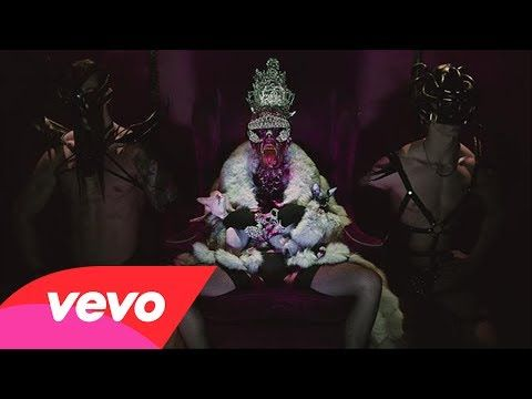 "Brooke Candy - ""Opulence"" (Directed by Steven Klein, Fashion Director: Nicola Formichetti, Creative Director, Pascal Dangin)"