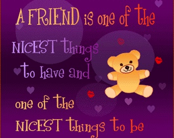 Sentimental Quotes on Friendship