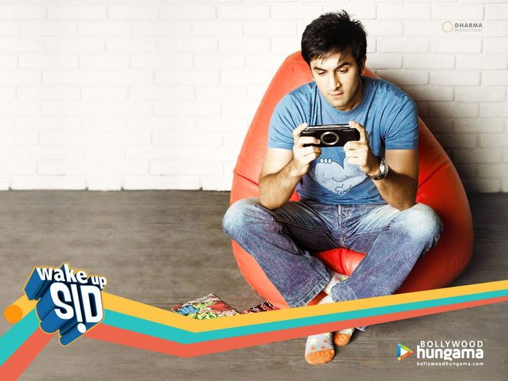 wake up sid (not your typical bollywood)