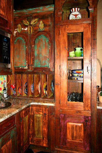 La Puerta Originals, Santa Fe   Installations. Their Cabinetry Is Stunning.